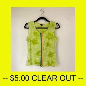 Aria sleeveless t-shirt